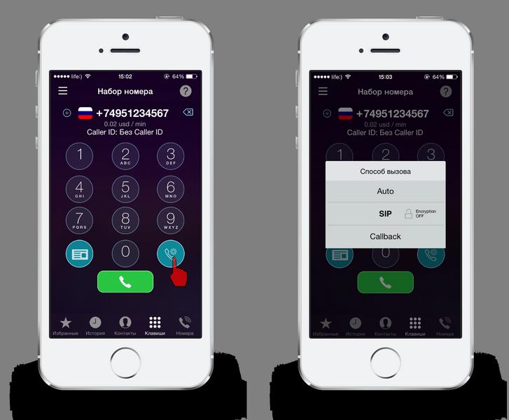 call type rus